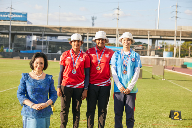 21st Asian Archery Championships 2019 and CQT for 2020 Tokyo Olympic