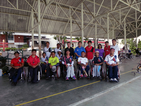 WA PARA Training Camp