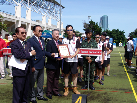 Asian Archery Championships 2015 & CQT