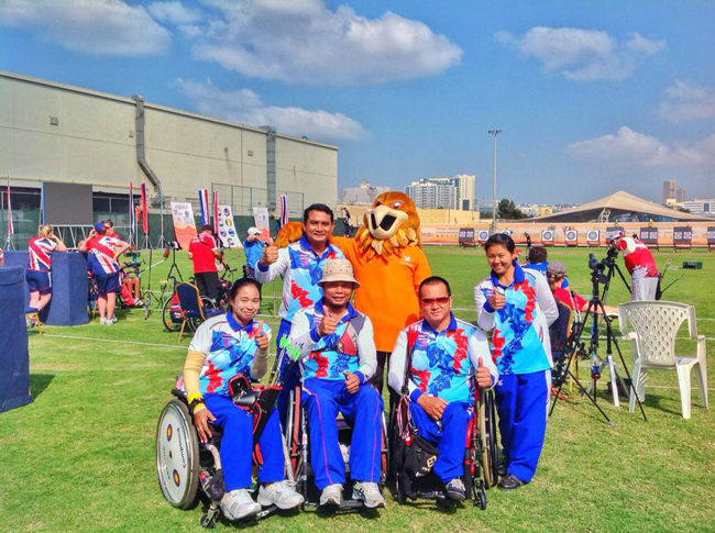 2nd Fazza International Para Archery Championships