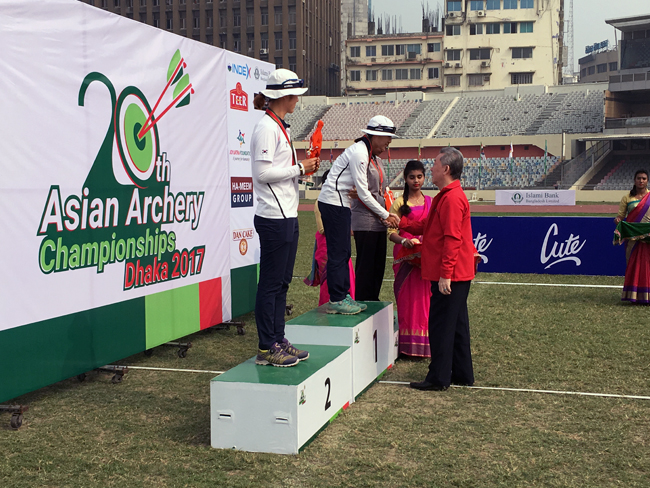 20th ASIAN ARCHERY CHAMPIONSHIPS 2017
