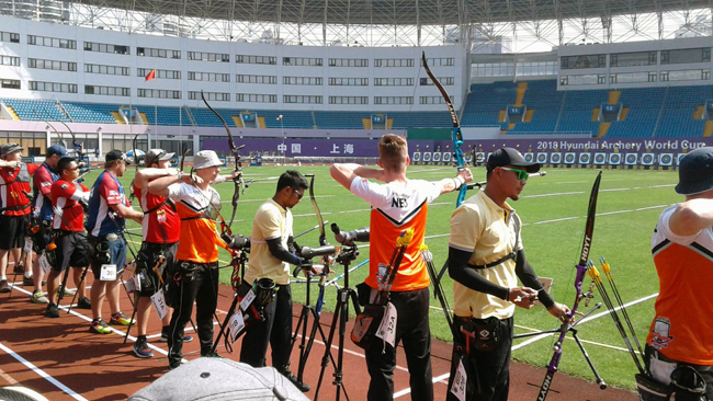 Hyundai Archery World Cup-Stage I, Shanghai 2018