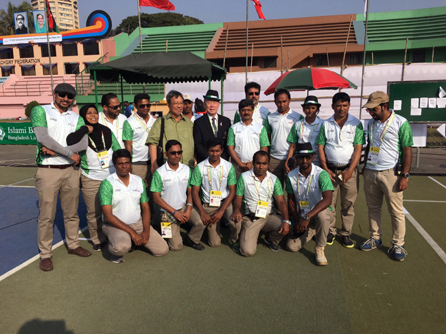 1st International Solidarity Archery Championships 2017