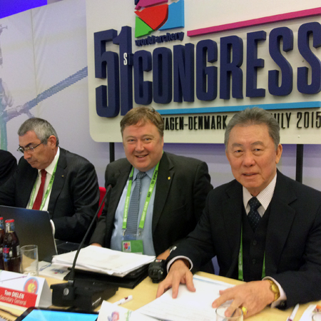 World Archery Congress 2015