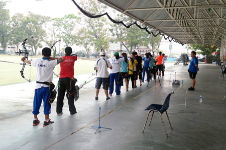 อบรม Compound Training Camp