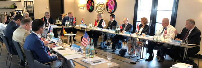 WA Executive Board Meeting in Berlin