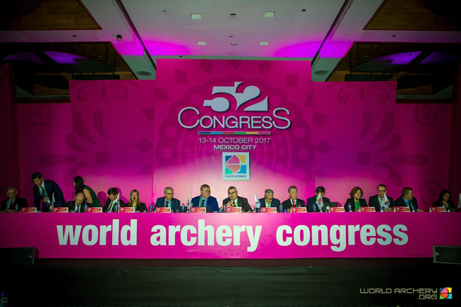 2017 WA Congress in Mexico